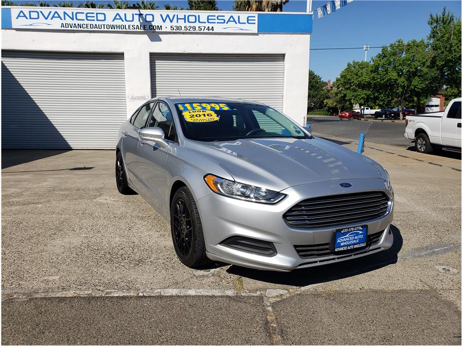 2016 Ford Fusion from Advanced Auto Wholesale II