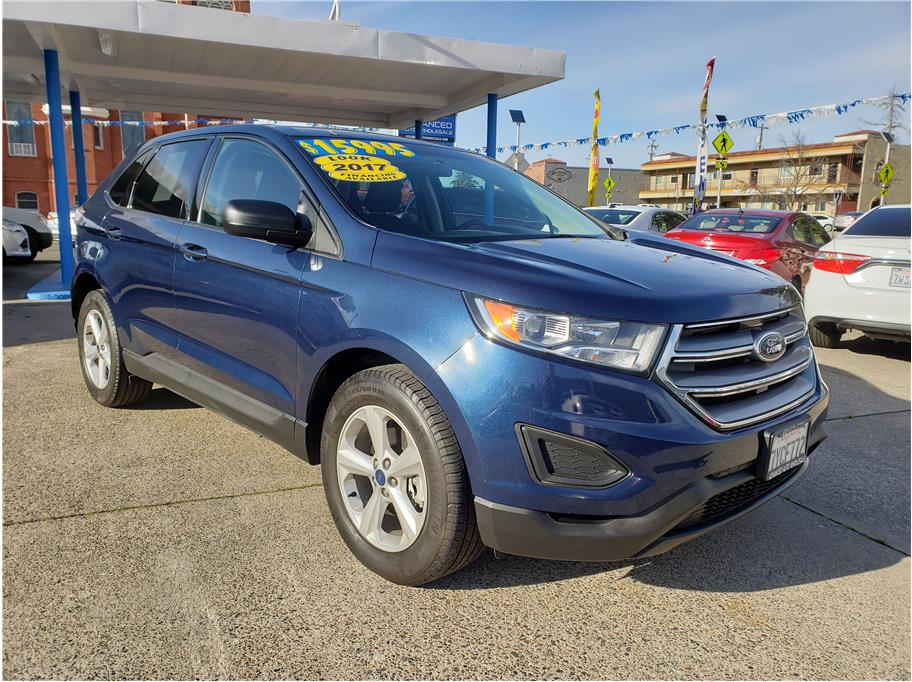 2017 Ford Edge from Advanced Auto Wholesale