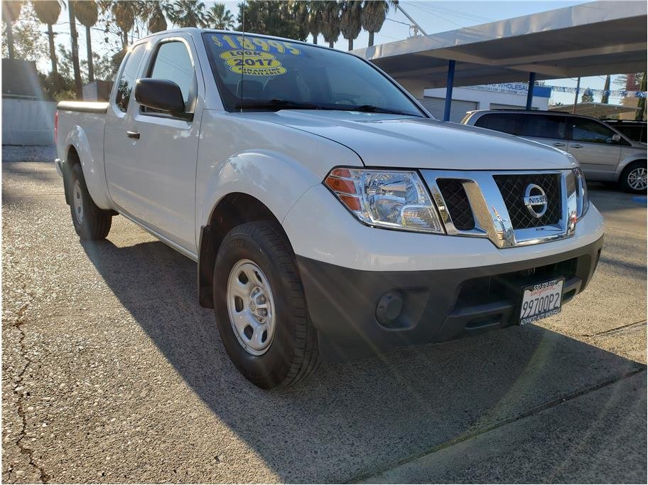 2017 Nissan Frontier King Cab from Advanced Auto Wholesale II