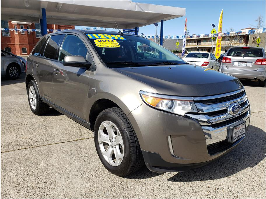 2013 Ford Edge from Advanced Auto Wholesale II