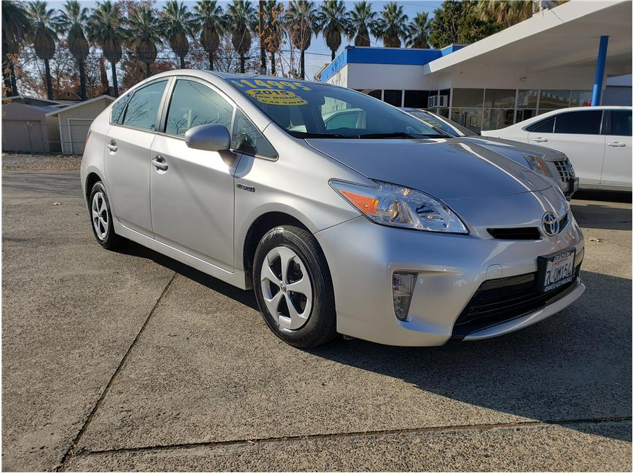 2015 Toyota Prius from Advanced Auto Wholesale II