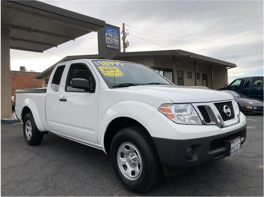 2017 Nissan Frontier King Cab from Advanced Auto Wholesale