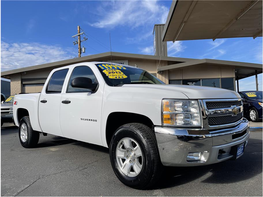 2013 Chevrolet Silverado 1500 Crew Cab from Advanced Auto Wholesale