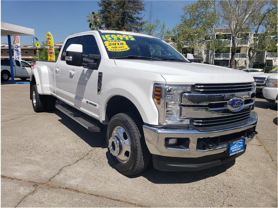 2018 Ford F350 Super Duty Crew Cab from Advanced Auto Wholesale II