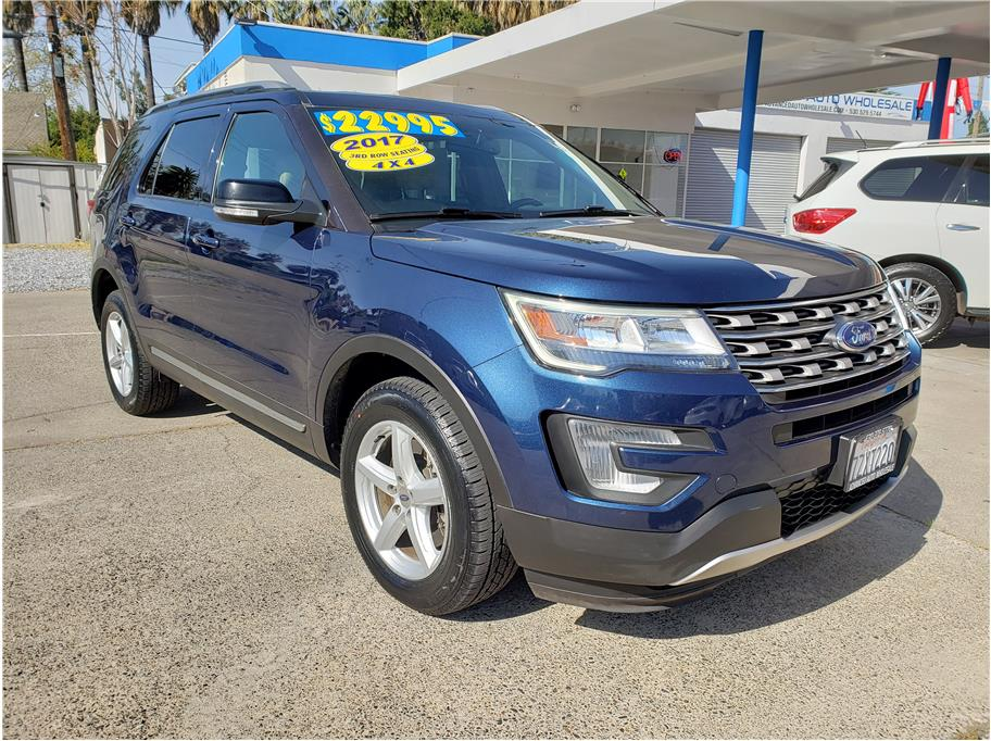 2017 Ford Explorer from Advanced Auto Wholesale II