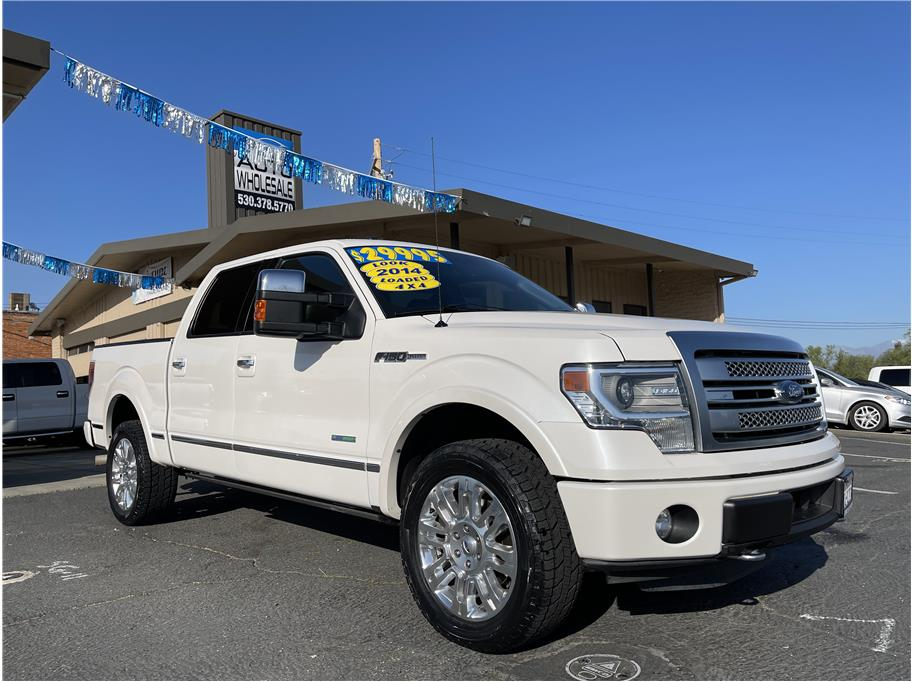 2014 Ford F150 SuperCrew Cab from Advanced Auto Wholesale