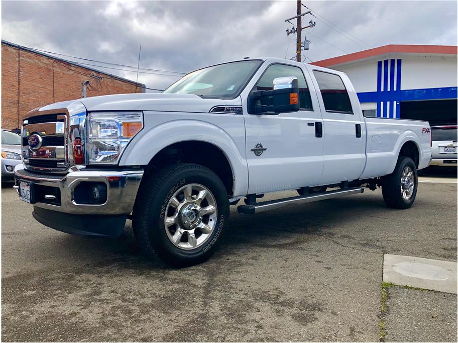 2012 Ford F350 Super Duty Crew Cab from Advanced Auto Wholesale
