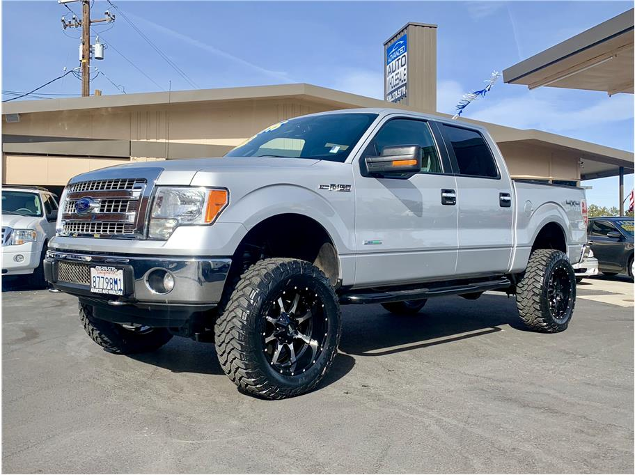 2013 Ford F150 SuperCrew Cab from Advanced Auto Wholesale