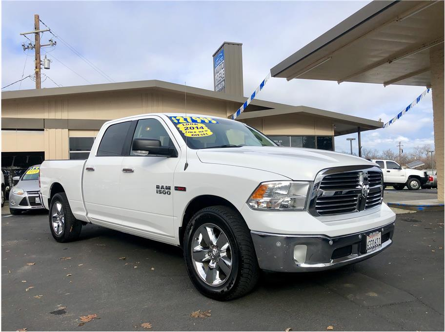 2014 Ram 1500 Crew Cab from Advanced Auto Wholesale