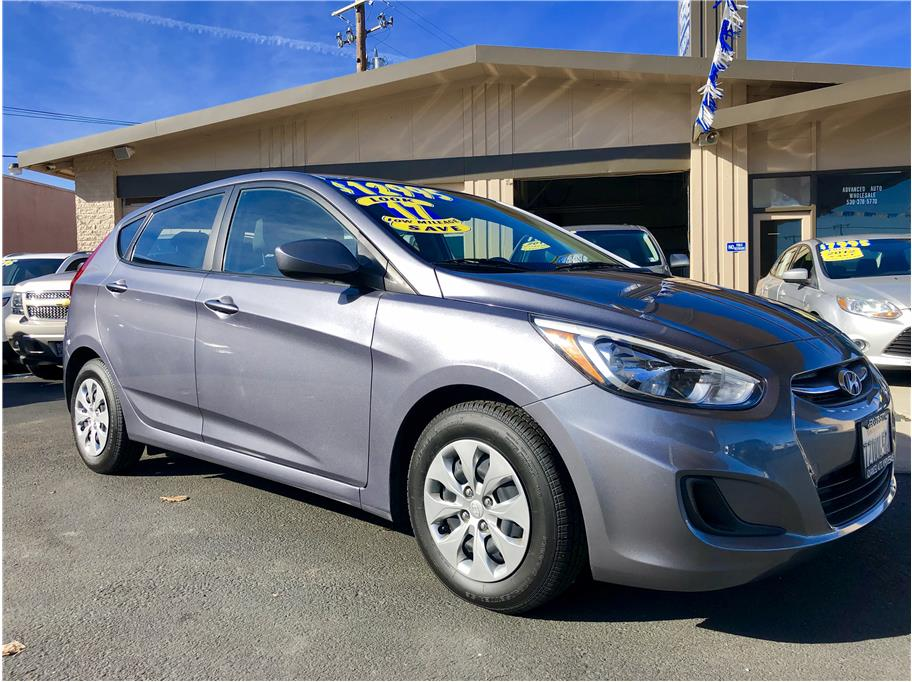 2017 Hyundai Accent from Advanced Auto Wholesale