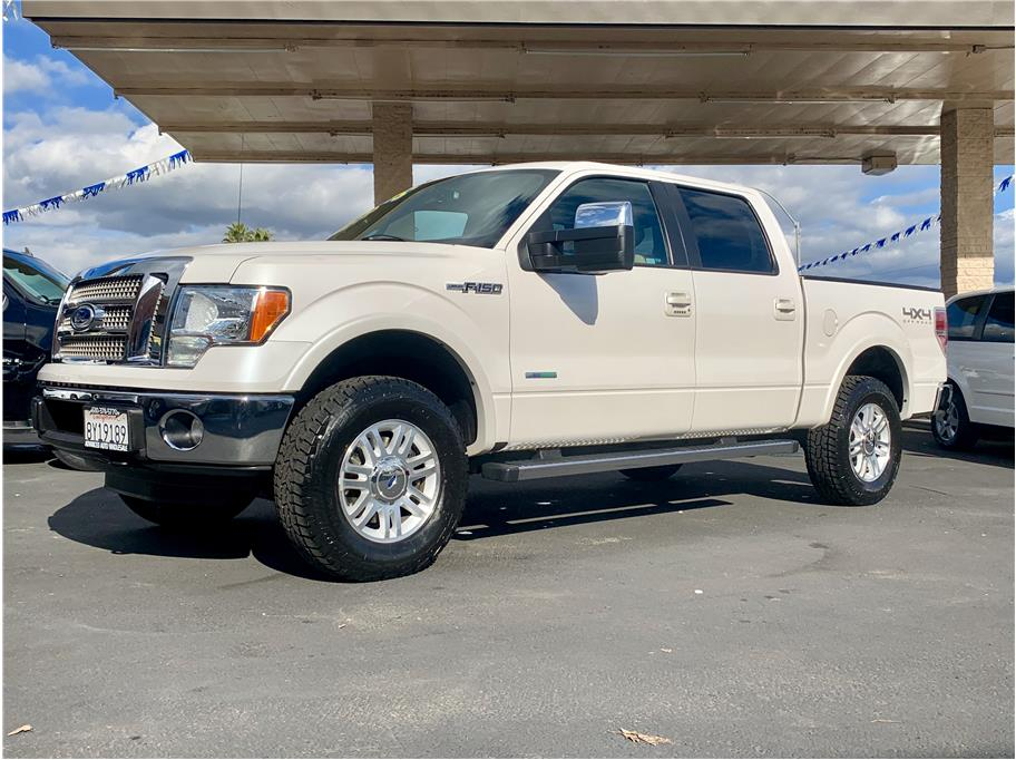2012 Ford F150 SuperCrew Cab from Advanced Auto Wholesale