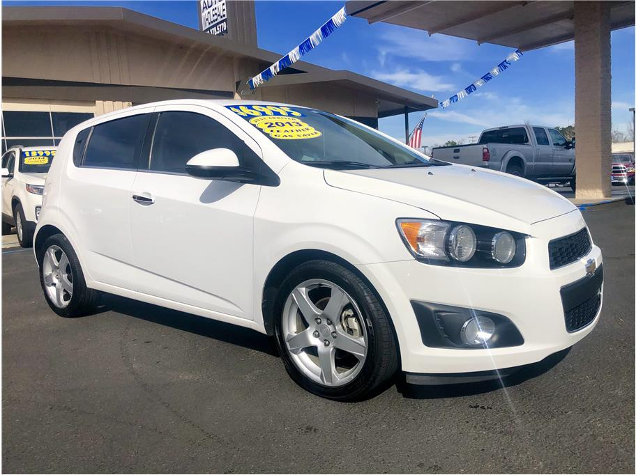 2013 Chevrolet Sonic from Advanced Auto Wholesale