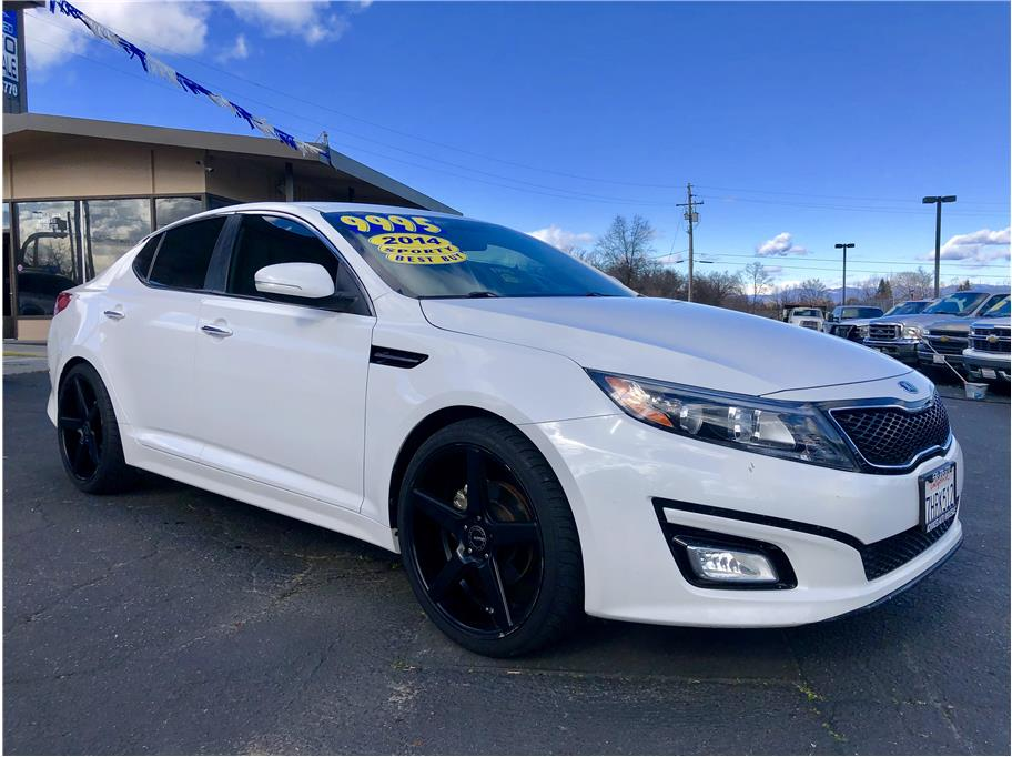 2014 Kia Optima from Advanced Auto Wholesale