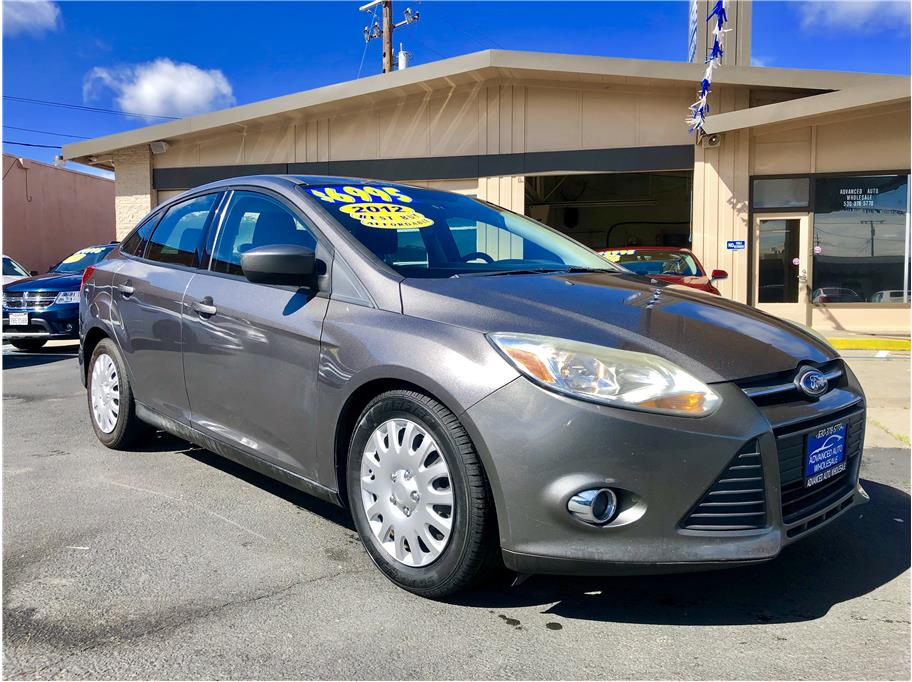 2012 Ford Focus from Advanced Auto Wholesale