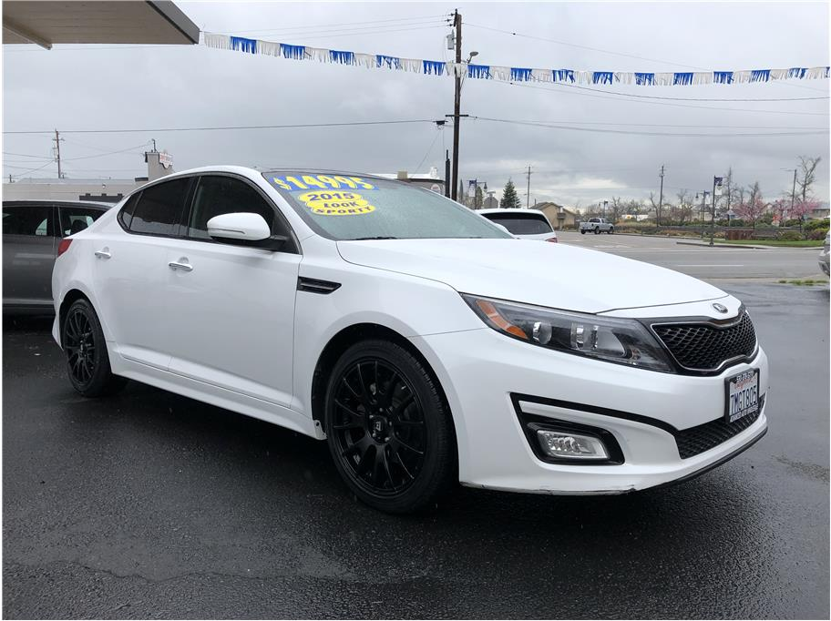 2015 Kia Optima from Advanced Auto Wholesale