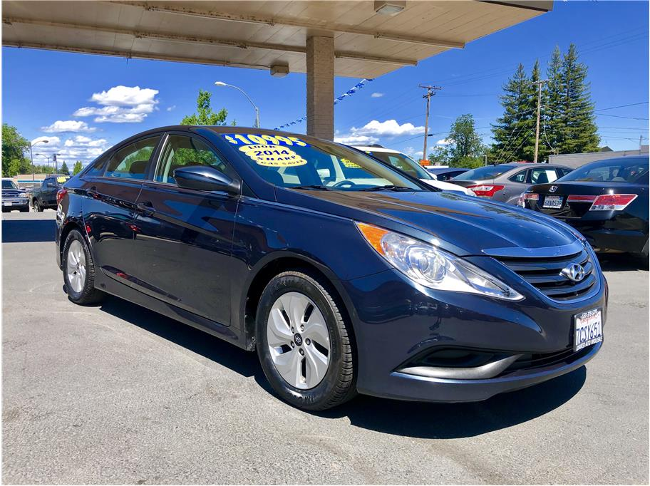 2014 Hyundai Sonata from Advanced Auto Wholesale