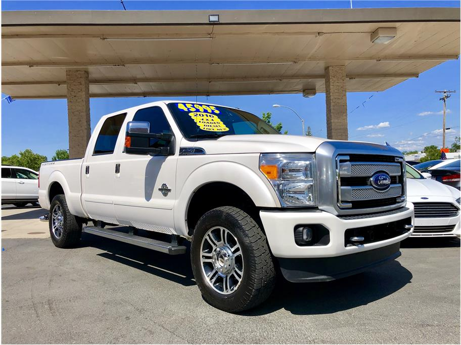 2016 Ford F250 Super Duty Crew Cab from Advanced Auto Wholesale