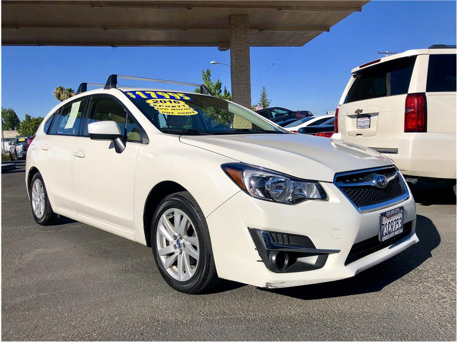 2016 Subaru Impreza from Advanced Auto Wholesale