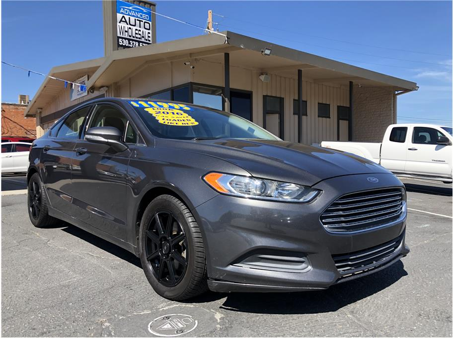 2016 Ford Fusion from Advanced Auto Wholesale