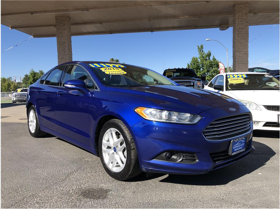 2015 Ford Fusion from Advanced Auto Wholesale