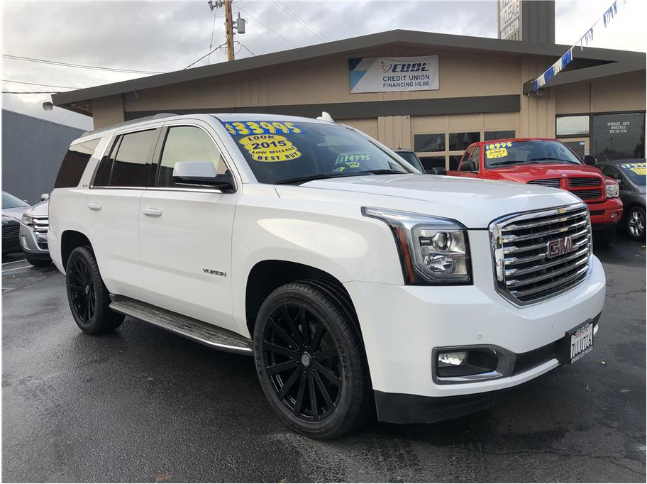 2015 GMC Yukon from Advanced Auto Wholesale