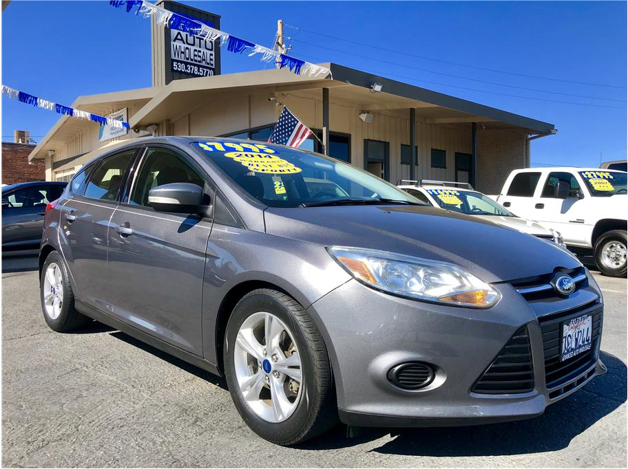 2014 Ford Focus from Advanced Auto Wholesale