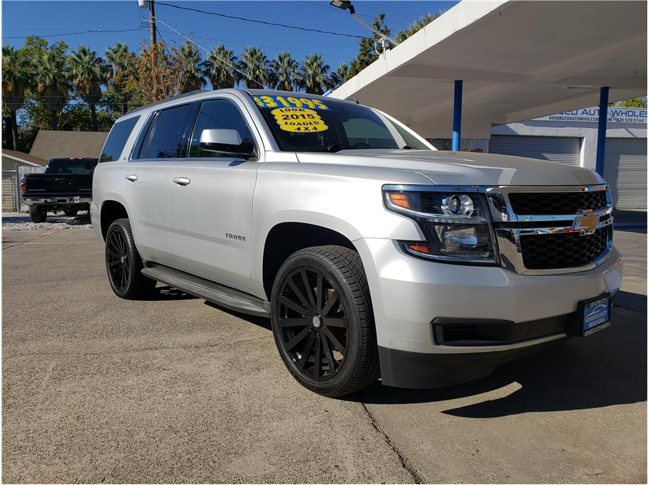 2015 Chevrolet Tahoe from Advanced Auto Wholesale
