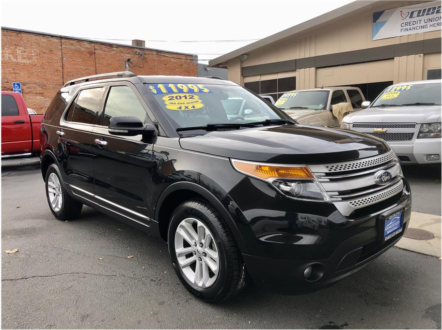 2012 Ford Explorer from Advanced Auto Wholesale