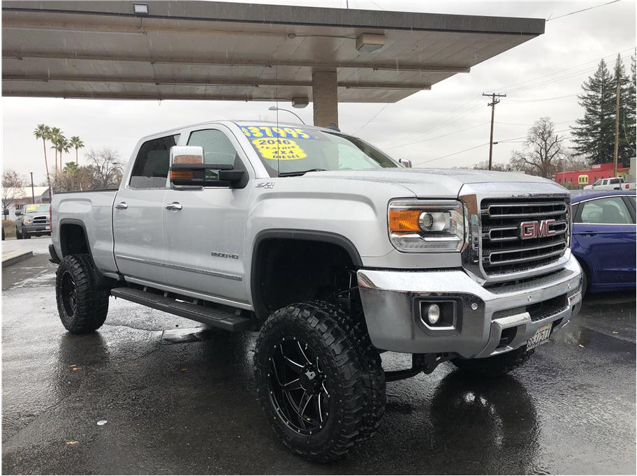 2016 GMC Sierra 2500 HD Crew Cab from Advanced Auto Wholesale