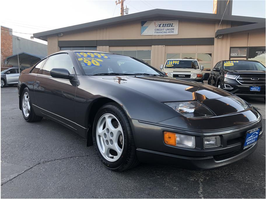1990 Nissan 300ZX from Advanced Auto Wholesale