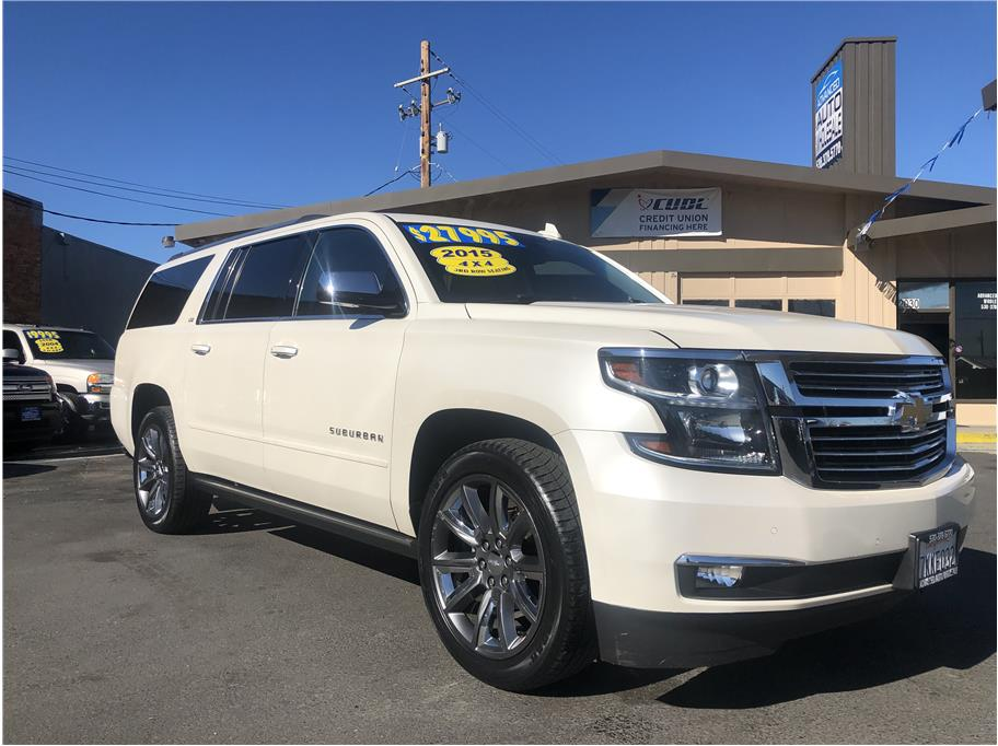 2015 Chevrolet Suburban from Advanced Auto Wholesale