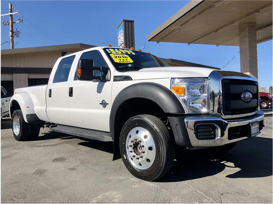 2016 Ford F450 Super Duty Crew Cab from Advanced Auto Wholesale