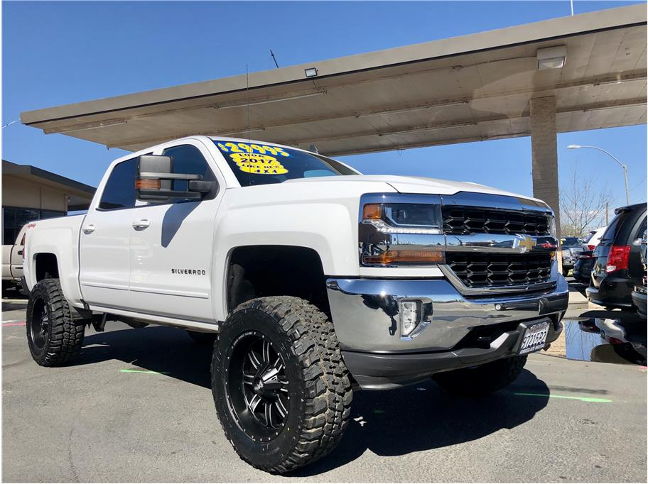 2017 Chevrolet Silverado 1500 Crew Cab from Advanced Auto Wholesale