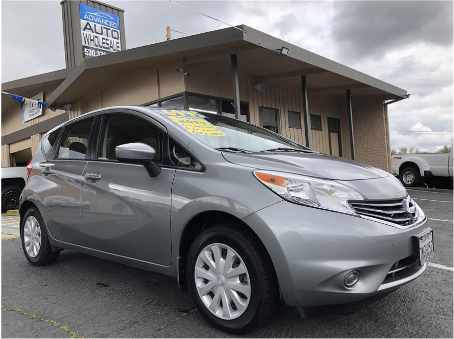 2015 Nissan Versa from Advanced Auto Wholesale