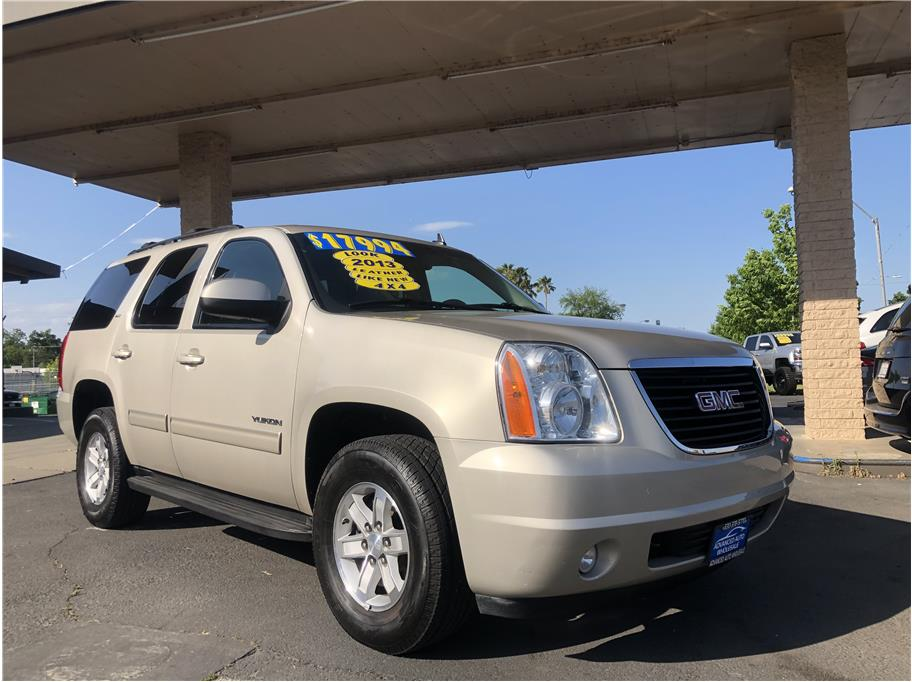 2013 GMC Yukon from Advanced Auto Wholesale