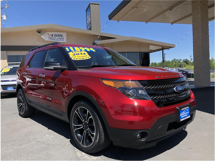 2014 Ford Explorer from Advanced Auto Wholesale