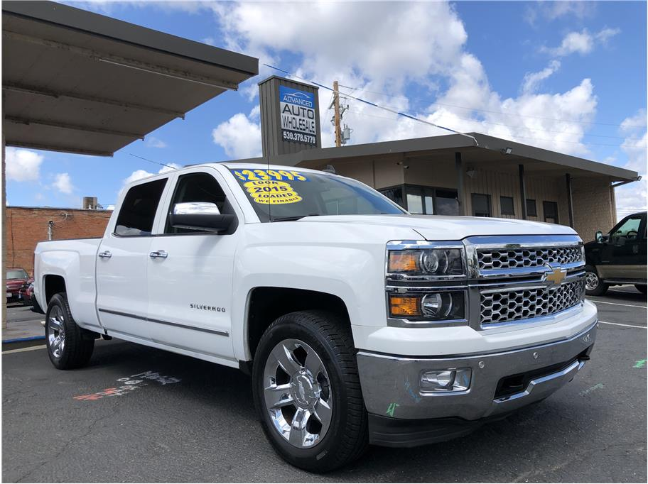 2015 Chevrolet Silverado 1500 Crew Cab from Advanced Auto Wholesale