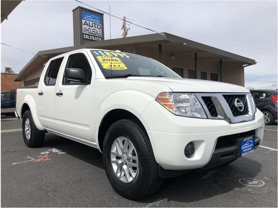 2016 Nissan Frontier Crew Cab from Advanced Auto Wholesale