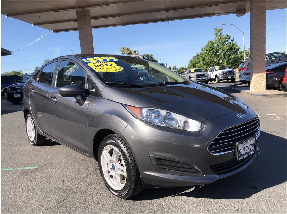 2017 Ford Fiesta from Advanced Auto Wholesale