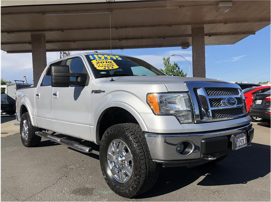2010 Ford F150 SuperCrew Cab from Advanced Auto Wholesale