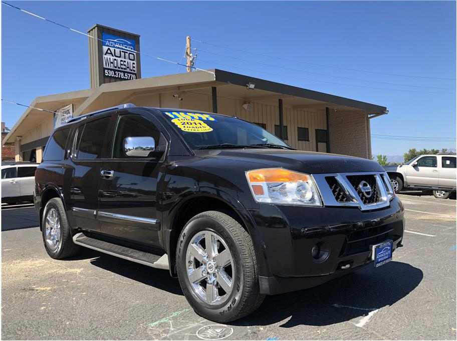 2011 Nissan Armada from Advanced Auto Wholesale