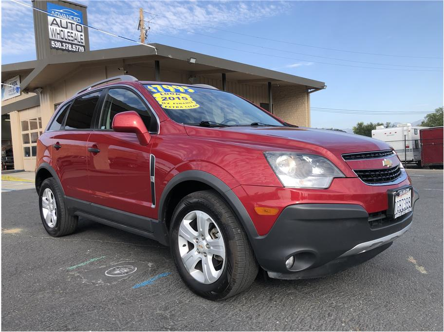 2015 Chevrolet Captiva Sport from Advanced Auto Wholesale