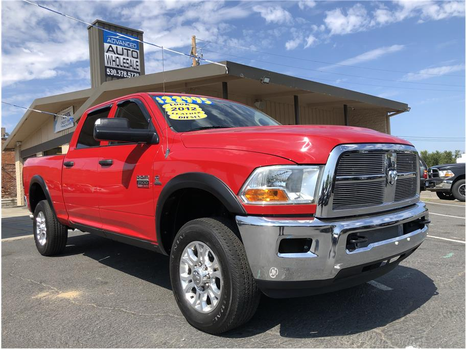 2012 Ram 2500 Crew Cab from Advanced Auto Wholesale