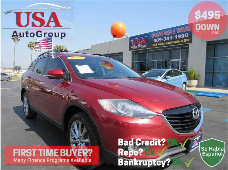 2014 Mazda CX-9 from USA Auto Group