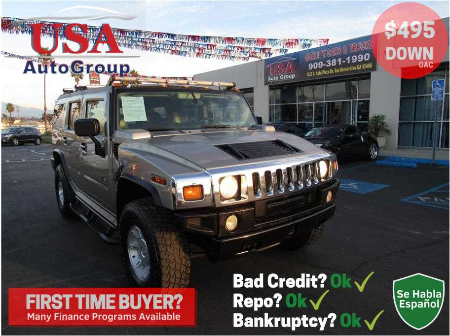 2003 HUMMER H2 from USA Auto Group