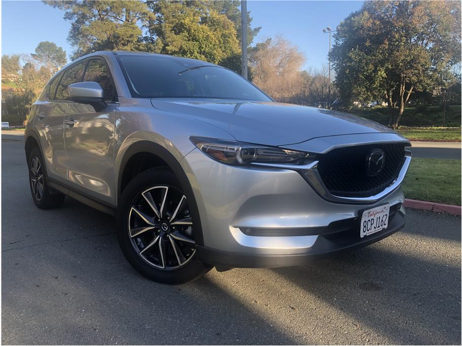 2018 Mazda CX-5 from Bay Motors