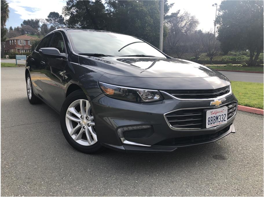 2018 Chevrolet Malibu from Bay Motors