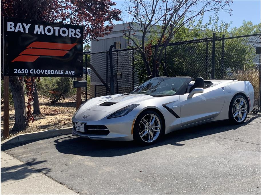 2019 Chevrolet Corvette from Bay Motors