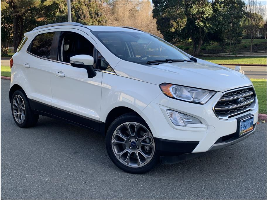2019 Ford EcoSport from Bay Motors
