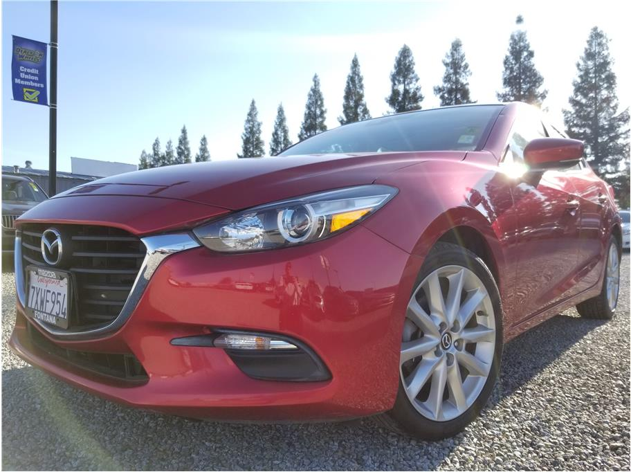 2017 MAZDA MAZDA3 from Deals on Wheels